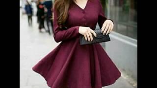 #x202b;احلى الفساتين لككككككي / آخر صيحات الموضة#x202c;lrm;