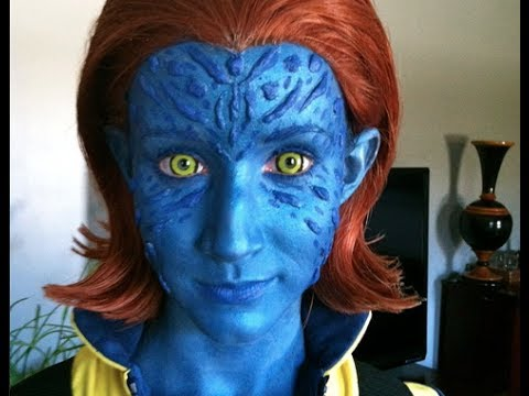 How to Become Mystique from X-Men