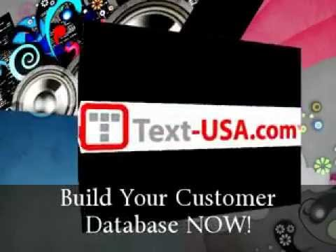Text USA offers exclusive Area Code Text Marketing