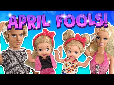 Barbie - April Fool's Day Pranks | Ep.161