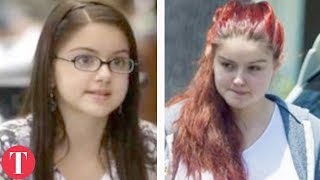 10 Child Stars Who Hate Hollywood Today