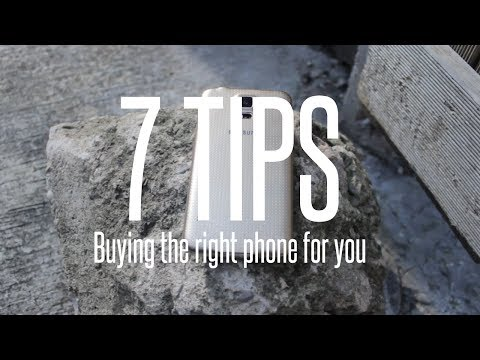 7 Tips for Buying a new Smart Phone