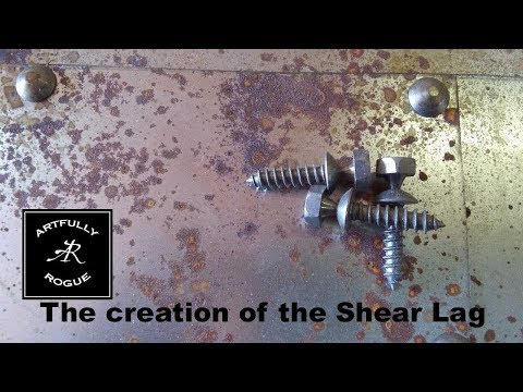 How I made the Shear Head Lag Screw