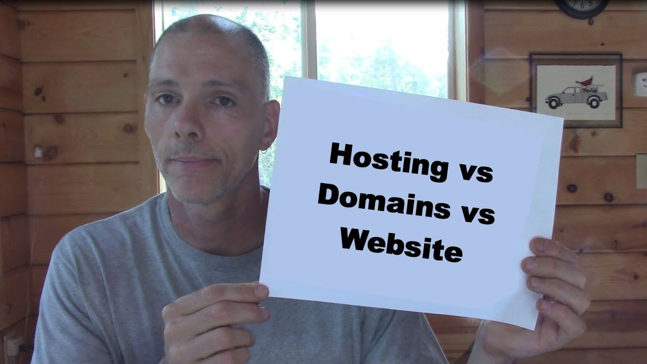 The Difference Between Hosting, Domains and Websites