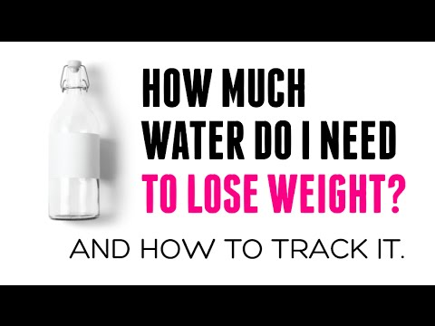 How Much Water Should I Drink to Lose Weight? Day 8 | 235