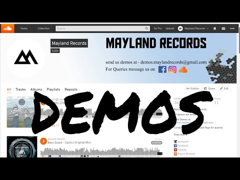 How to send demos to a Record Label | Hindi