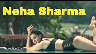 Neha Sharma Maxim hottest bikini video | photoshoot