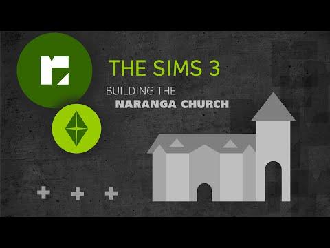 The Sims 3 | Building the Naranga Church | HD
