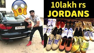 Download INDIA'S MOST EXPENSIVE SNEAKER COLLECTION