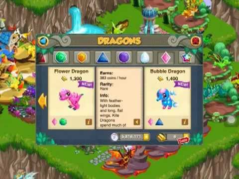 Dragon Story- Pink Dragons (New)