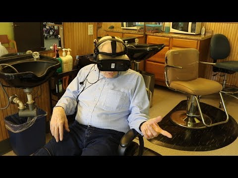 Better Living Through Virtual Reality