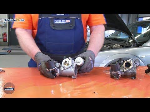 AGR-Ventil wechseln - Ford Mondeo [TUTORIAL]