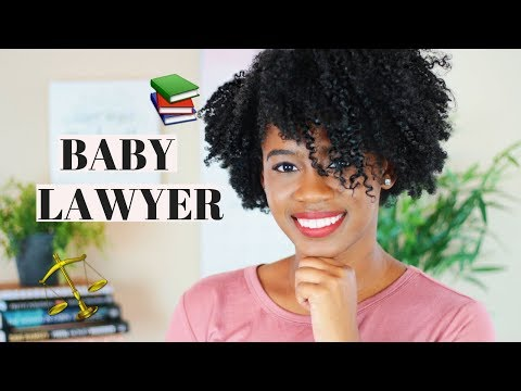 So I Have Been Doing this Lawyer Thing for a WHOLE YEAR