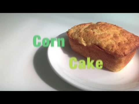 How to bake Corn Cake