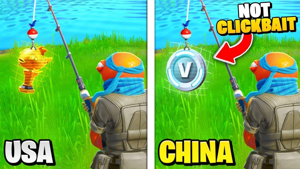 10 Fortnite CHINA Secrets