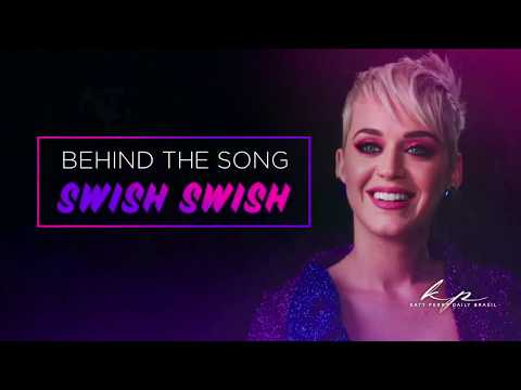 Behinds the song: Katy Perry - Swish Swish (Xfinity Exclusive)