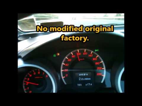 Honda super car. 2.2 liters per 100 / km. 128 mpg. Kopyası