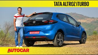 Tata Altroz iTurbo review - Go to match the show? | First Drive | Autocar India