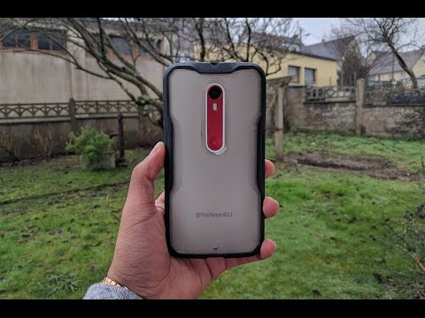 Moto X Pure Edition/Style SUPCASE Unicorn Beetle Series Case Unboxing/Review