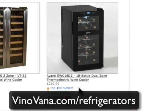 Wine Bottle Refrigerator