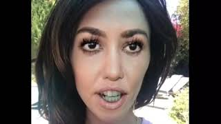 The Kardashian's try not to laugh challenge