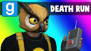 Gmod Deathrun Funny Moments - The Owl