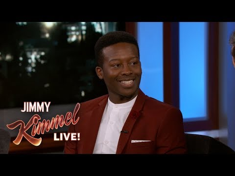 Brandon Micheal Hall on The Mayor, Early Rap Career & Mom's New Tattoo