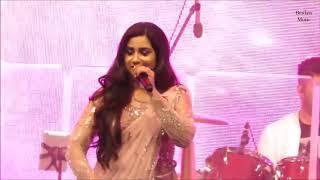Shreya Ghoshal singing Ghoomar    Shreya Ghoshal live in Dubai Global Village