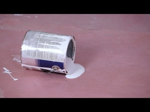 How to Deal with Paint Spills | House Painting