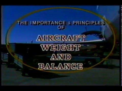 Maintenance Weight and Balance