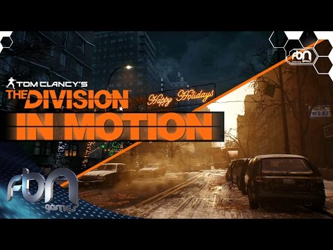 The Division in Motion - BETA - FBN games - PS4