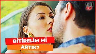 Download Ayşe ve Kerem'in Olaylı Öpüşmesi - Afili Aşk 10. Bölüm (İLK SAHNE) Video