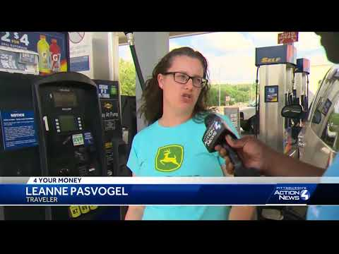 Holiday weekend brings annual surge in gas prices