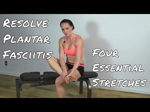 Foundational - Foot Stretching Routine (Follow Along)