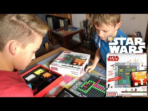 Bloxels Star Wars - Ollie Makes a Game