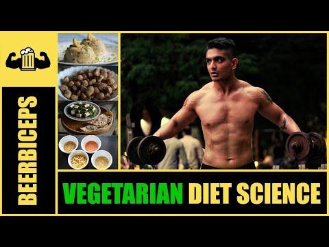 VEGETARIAN Bodybuilding Diet Science | BeerBiceps Veg Muscle