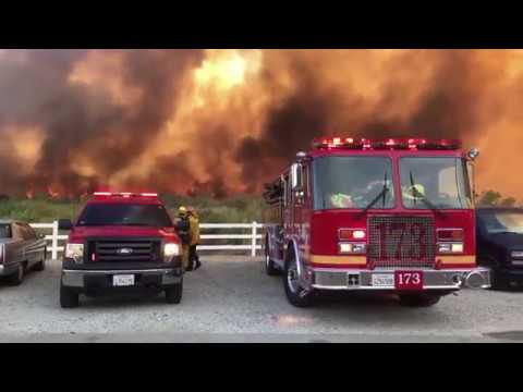 Worst California Wildfire Ever: Shocking Thomas Fire Disaster