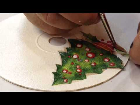Creative Cottage Tutorial3 - Recycle CD as coaster