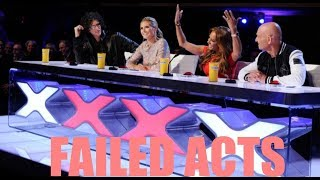 SERIOUSLY AWFUL ACTS! - America