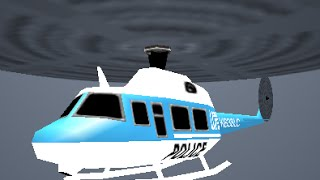 GTA 3: How to get a Helicopter Cheat PC