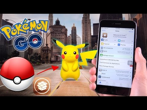 How to Hack and Make Pokemon Go Work With Jailbroken iDevices