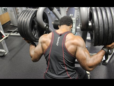 WANT A BIGGER BACK ? 4 EXERCISES FOR A THICKER BACK - TEAM BODYBUILDING.COM