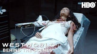 BTS: Deconstructing Maeve   Westworld   Season 2