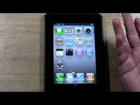 How to Turn Your Kindle Fire HD into an iPad | H2TechVideos