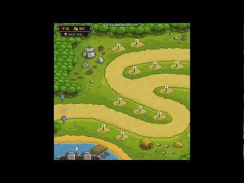 Kingdom rush Twin Rivers Angler achievement