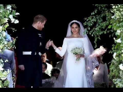 Meghan Markle's Wedding Veil Makers Washed Their Hands Every 30 Minutes