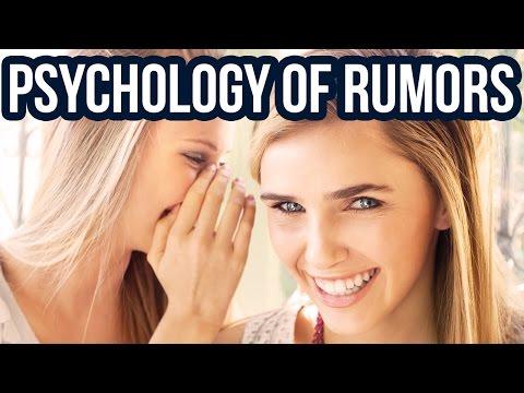 Psychology of Rumors: 6 Reasons Rumors Spread