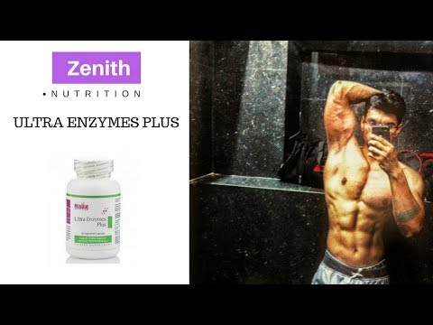 Zenith Nutrition Ultra Enzyme Plus | Best Digestive Enzyme | Relieve From Digestive Issues