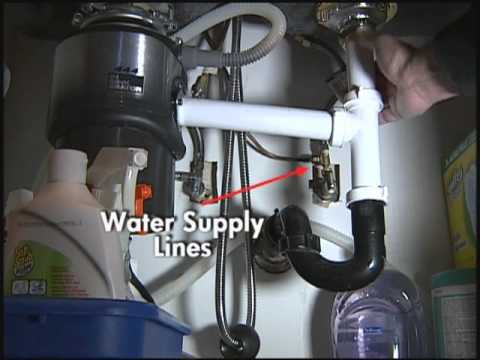 Checking for Water Leaks in your home