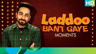 Laddoo Bant Gaye Contest | Shubh Mangal Saavdhan | Ayushmann Khurrana
